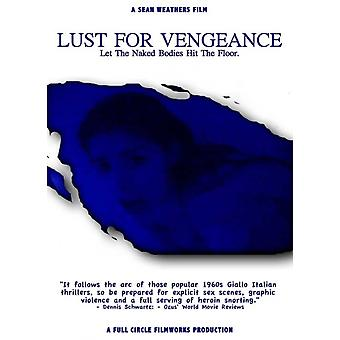 Lust for Vengeance Movie Poster (11 x 17)