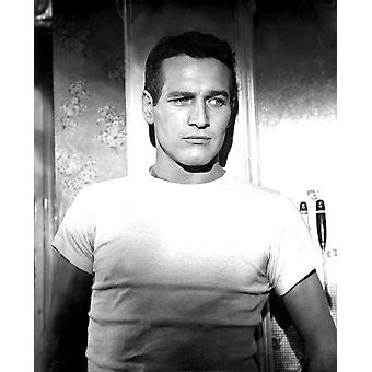 The Hustler Paul Newman 1961 Tm & Copyright 20Th Century Fox Film Corp All Rights Reserved Photo Print