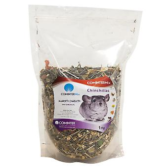 Cominter Mix 1kg Chinchilla (Small pets , Dry Food and Mixtures)