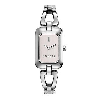 ESPRIT ladies watch wristwatch Narelle stainless steel Silver ES108512001