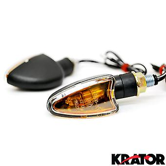 Mini Custom Turn Signals Indicator Lights Lamp For Victory Vegas Vision Kingpin Deluxe Tour Ness