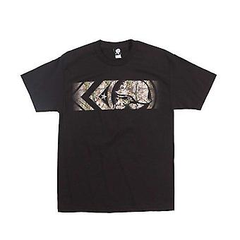 Metal Mulisha Mens Tshirt Tee Top Realtree Banded White Black Camouflage