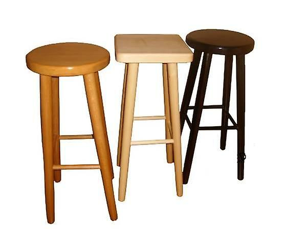 Breakfast Wooden Assembled Stool NaturalFully Parson Kitchen Bar Nnk0OwPXZ8