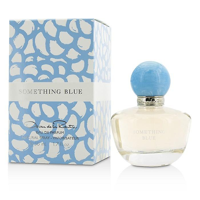 Oscar De La Renta Something Blue Eau De Parfum Spray 50ml / 1. 7 oz