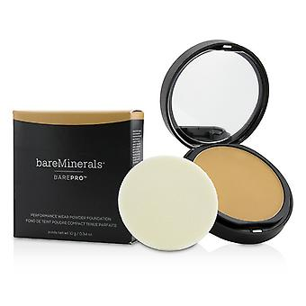 BareMinerals BarePro Performance Wear Powder Foundation - # 15 Sandalwood 10g/0.34oz