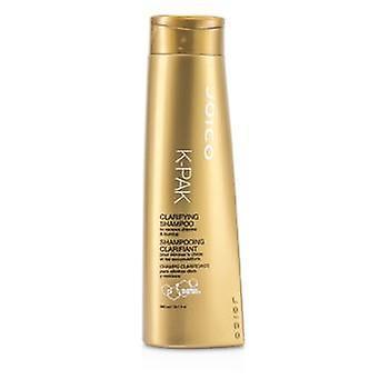 Joico K-Pak Shampoo - Schakel chloor & opbouw (nieuwe verpakking) - verduidelijking 300ml / 10.1 oz