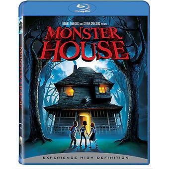 Monster House [BLU-RAY] USA import
