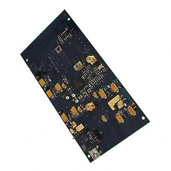 PCB design board Analog Devices AD9739A-FMC-EBZ