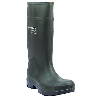Dunlop C462933 Unisex Purofort Professional Safety Boxed Wellingtons PU Pull On