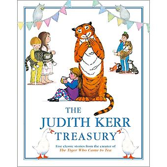 The Judith Kerr Treasury (Hardcover) by Kerr Judith