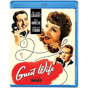 Guest Wife (1945) [Blu-ray] USA import