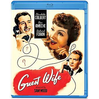 Gast vrouw (1945) [Blu-ray] USA importeren