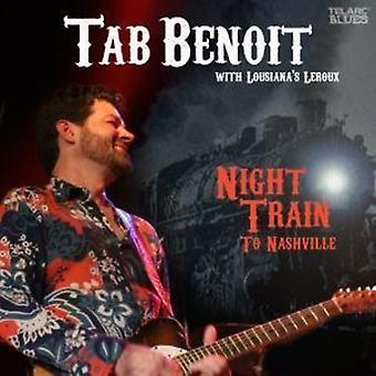 Tab Benoit - Night Train to Nashville [CD] USA import