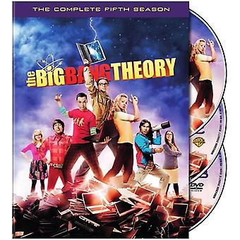 Big Bang Theory - Big Bang Theory: Importación de USA de la temporada 5 [DVD]