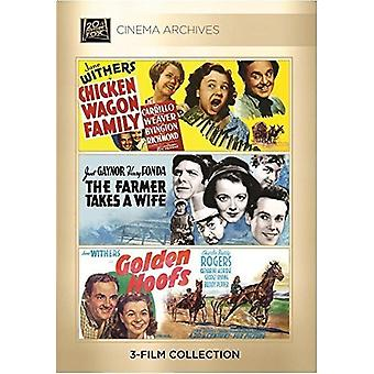 Jane Withers Set [DVD] USA import