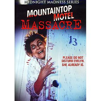 Mountaintop Motel Massacre [DVD] USA import