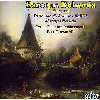 Czech Chamber Philharmonic Orchestra - Baroque Bohemia & Beyond, Vol. 5 [CD] USA import