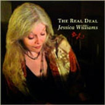 Jessica Williams - Real Deal [CD] USA import