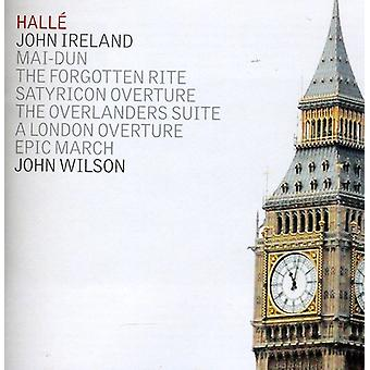 J. Irland - John Irland: Mai-Dun; den glemte ritus; Osv [CD] USA importerer