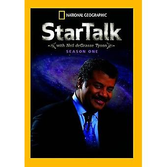 Startalk Season 1 [DVD] USA import