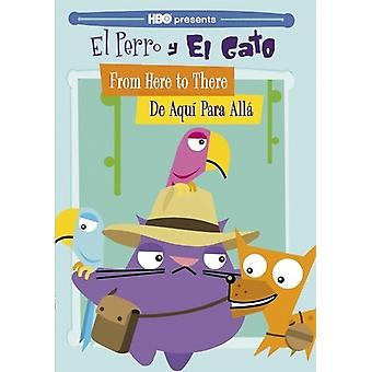 From Here to There/De Aqui Para Alla [DVD] USA import