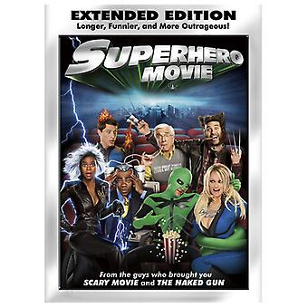 Superhelte film [DVD] USA import