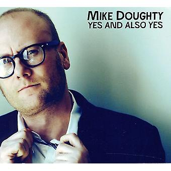 Mike Doughty - Yes & Also Yes [CD] USA import