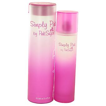 Aquolina Women Simply Pink Eau De Toilette Spray By Aquolina