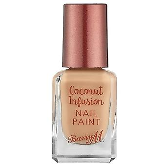 Barry M Barry M cocco infusione chiodo vernice Tiki Hut