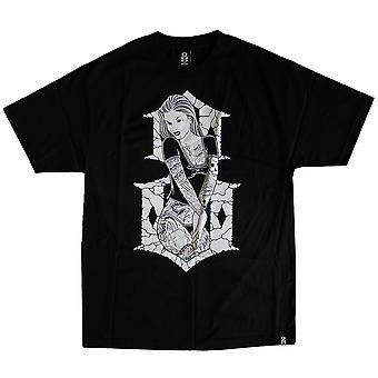 Rebel8 6th Street T-shirt Black