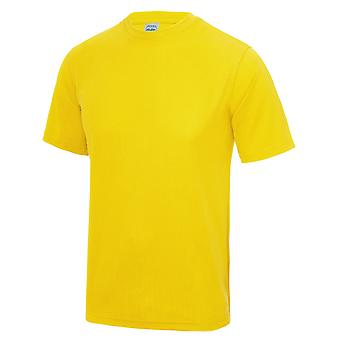 AWDIS neoteric performance t-shirt JUNIOR JC001b [sun yellow]