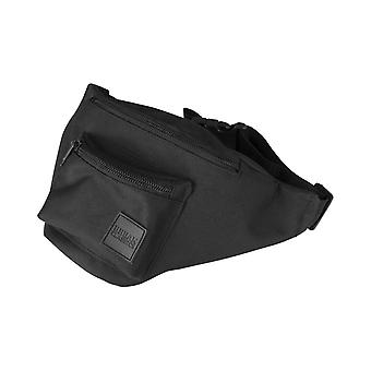 Urban Classics - Shoulder Triple-Zip Bag schwarz