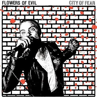 Blomster af Evil - City of Fear [Vinyl] USA importerer
