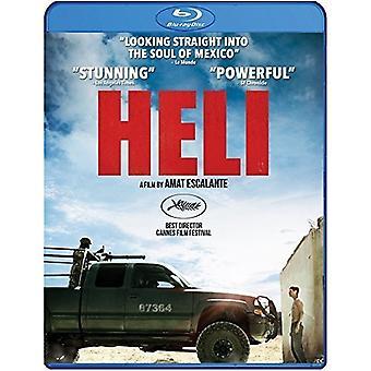 Heli [Blu-ray] USA importerer