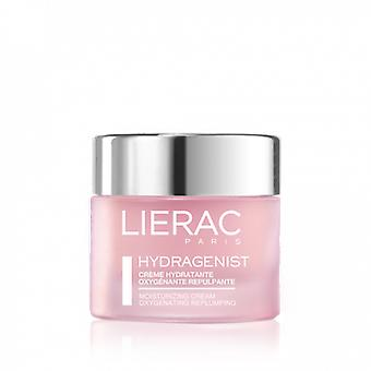 Lierac Hydragenist Moisturizing Cream Dry Very Dry Skin 50 ml - Jar