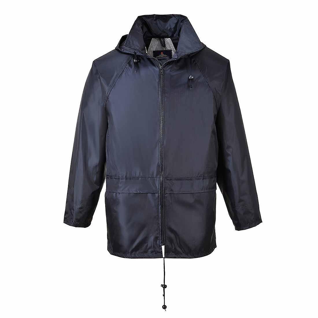 Portwest - Classic Workwear Safety Rain Jacket