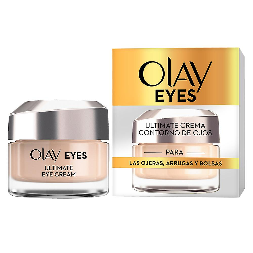 Ultimate 15 Ojos Eyes Contorno Olay Women Crema For Ml VGqpSUzM
