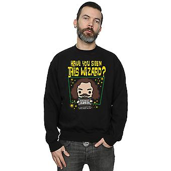 Harry Potter Men's Sirius Black Azkaban Junior Sweatshirt
