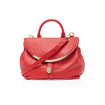 See by Chloé women's 9S7820P96ROSSO red leather handbags