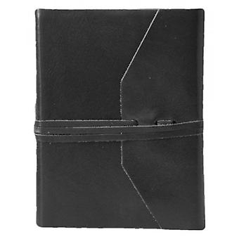 Coles Pen Company Napoli Medium Plain Journal - Black