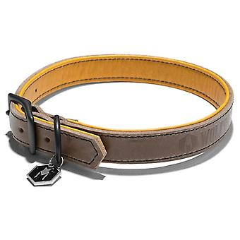 Wolfgang Horween Leather Collar X-Small Natural