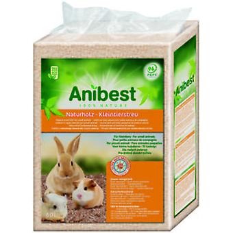 Anibest Lecho Virutas para Roedores (Small pets , Bedding)