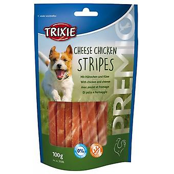 Trixie Premio Chicken Cheese Stripes (Dogs , Treats , Lighter Options)