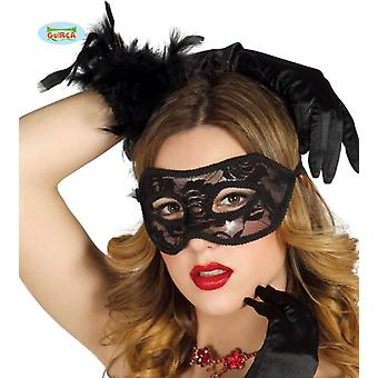 Guirca Black Sexy Mask (Babies and Children , Costumes)