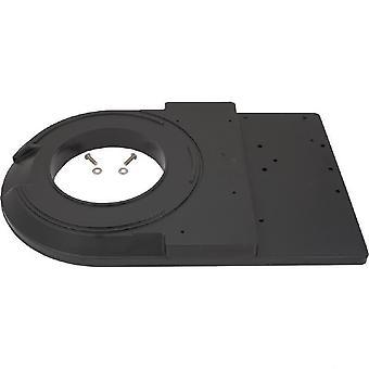 Hayward EC1161PAK plattform Base med skruvar för Perflex DE Filter