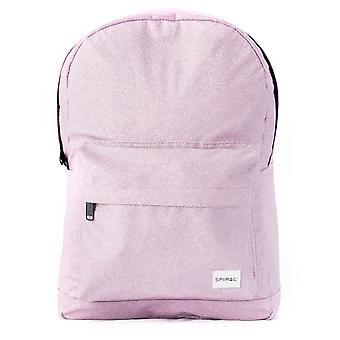 Spiral Glitter Backpack