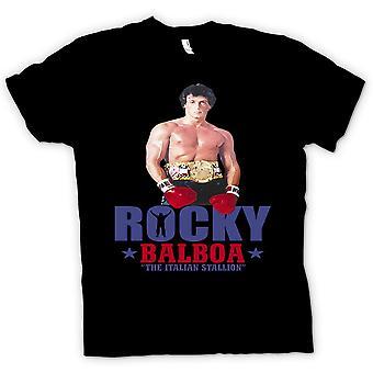 Kids T-shirt - Rocky Balboa Italiaanse Stallion - film