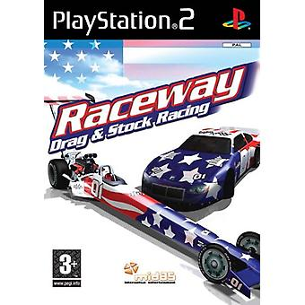 Raceway Lager Dragracing (PS2)