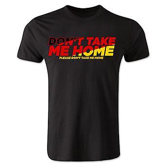 Dont Take Me Home - Duitsland T-Shirt (zwart)