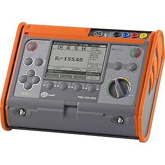 Uziemienie metr Calibrated Sonel MRU-200GPS do normy producentów (bez certyfikatu)